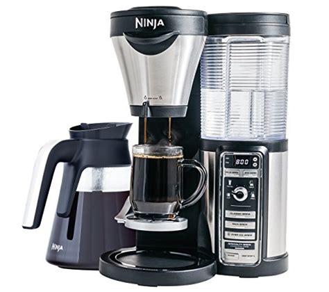 ninja coffee bar clean light braun kf580 aromadeluxe 10 cup timecontrol coffemaker