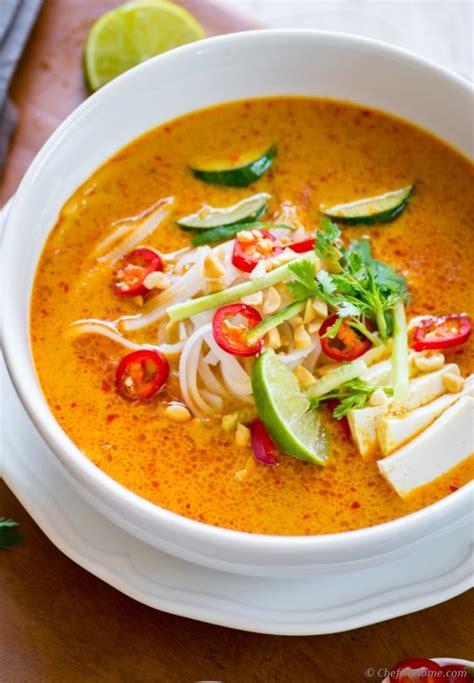 Singapore Laksa Paste Laksa Soup Recipe Chefdehome