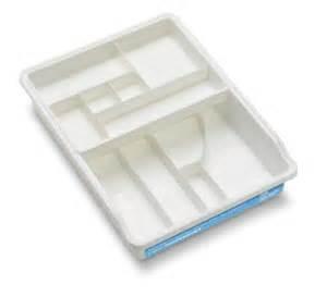 madesmart 3 by 15 by 11 1 2 inch junk drawer organizer