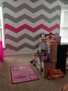 Bedroom Paint Ideas Chevron Chevron Wall For Mak S Room But A Thicker Stripes