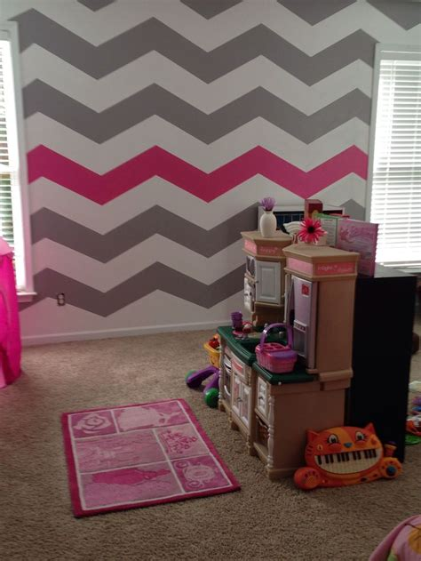 pink chevron bedroom chevron wall for mak s room but a little thicker stripes