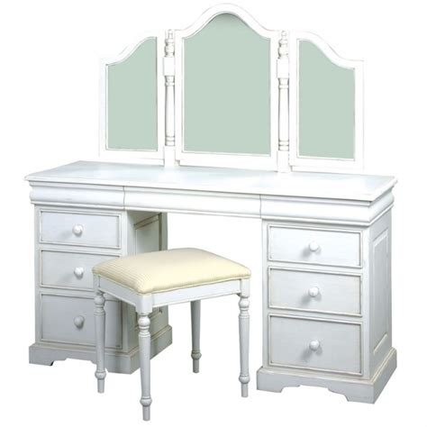 table with drawers vanity table with drawers shelby