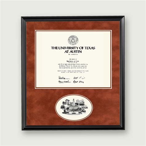 Rutgers Mba Diploma Frame by Tex Artistic Diploma Oval Black