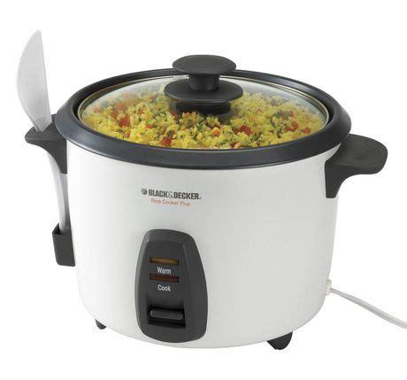 Rerice Machine Rice Maker black decker 16 cup multi use rice cooker walmart canada