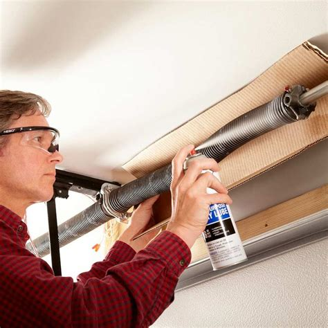Lubricating Garage Door Rollers Best 25 Garage Door Track Ideas On A Barn Mending Plates And Screws And Bolts