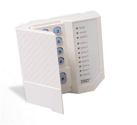 home security system keypad pc1555rkz dsc security