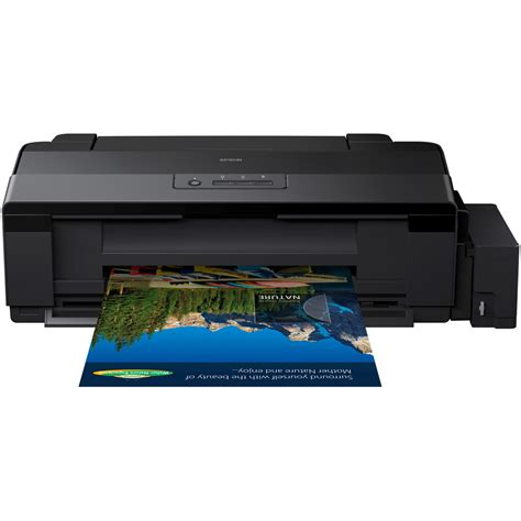 Printer Epson A3 Laserjet epson l1800 a3 colour inkjet printer