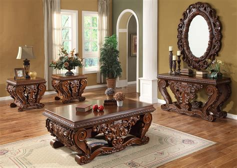 Traditional Style Furniture Living Room by Luxurious Traditional Style Formal Living Room Set Hd 379