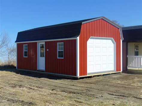 gambrel garage gambrel lofted garages midwest storage barns