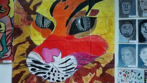 imagenes no realistas de artes muestra de artes pl 225 sticas y art 237 sticas en barrios unidos