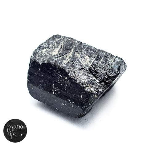 black tourmaline prana life shop crystals prana world