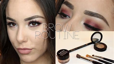 Istimewa Beverly Brow Wiz Brow Wiz eyebrow routine ft beverly brow wiz