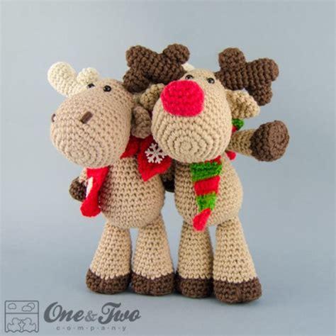 amigurumi moose pattern free reindeer and moose amigurumi crochet pattern
