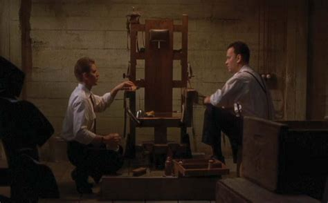 The Green Mile Electric Chair by Electric Chair From The Green Mile