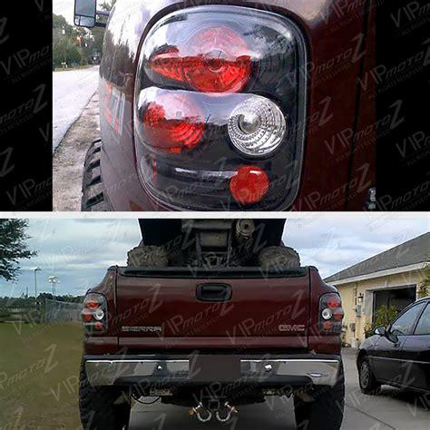 chevy silverado stepside led lights 99 04 chevy gmc silverado stepside black