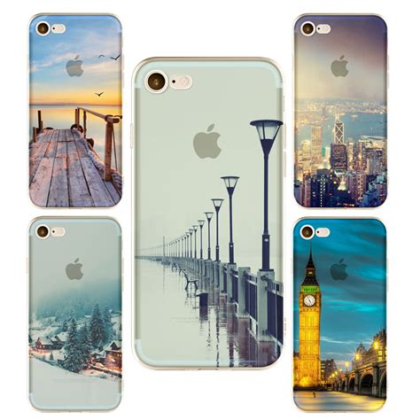 Big Silicontpu Iphone 6 Tpu09 empire building phone cases for iphone 6 6s 6plus 7 7plus soft tpu silicon eiffel tower