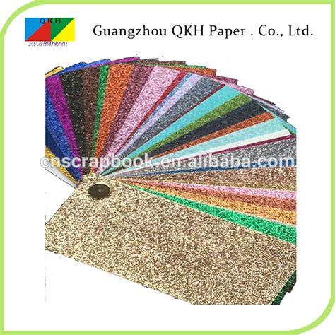 decorative glitter paper 2015 new wide decorative glitter card stock paper glitter