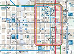 chicago blue line map chicago cta map blue line chicago map