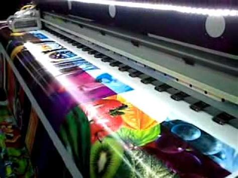 Mesin Digital Printing mesin digital printing quot icontek quot 4 seiko 1020