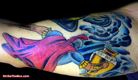 axis tattoo corpus christi back