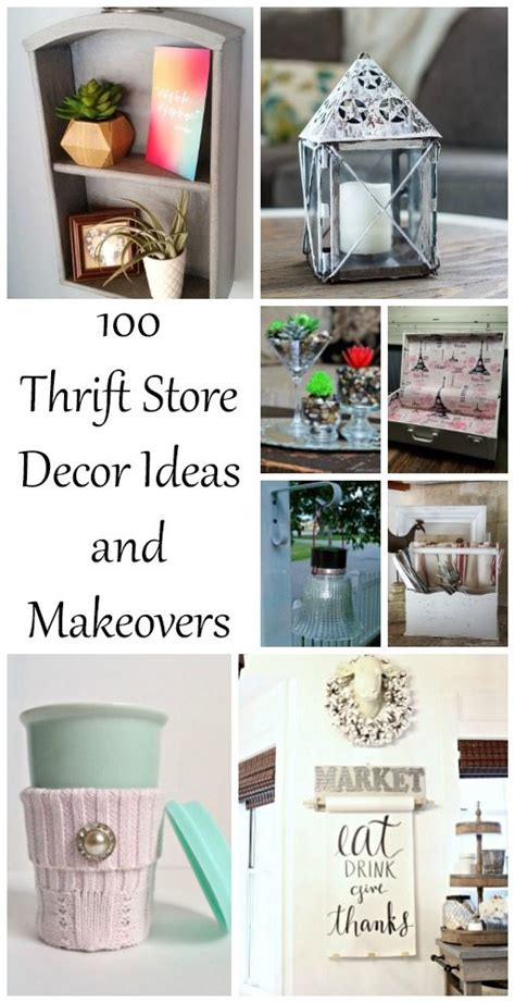 Thrift Store Home Decor Ideas Thrift Store Decor Ideas My Repurposed 174