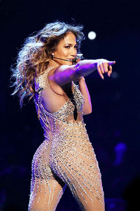 Jlo Takes It Easy by Obesity 2013