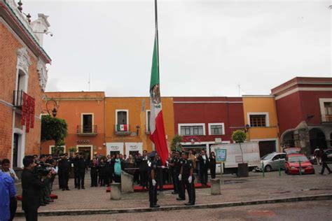 pulsored mx portal de noticias en tlaxcala encabeza vhr arr 237 o de bandera en capital del estado e