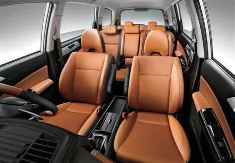 subaru exiga interior 2016 subaru exiga crossover 7 features and details