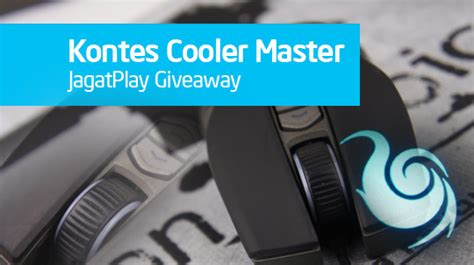 Cooler Master Giveaway - kontes cooler master jagatplay giveaway cm storm series recon m4 dm
