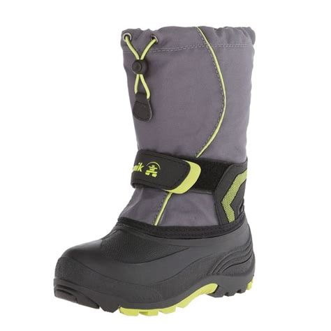 boots for toddler kamik footwear snowbank insulated snow boot toddler