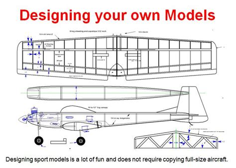 Kaos Civil Engineer cad design for rc airplanes model airplane news