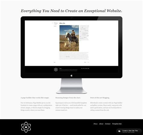 Particle Info Jpg Squarespace Personal Website Templates