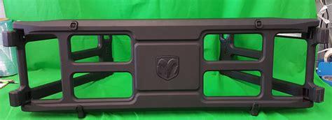 dodge ram bed extender dodge ram box extender divider 1500 2500 3500 black