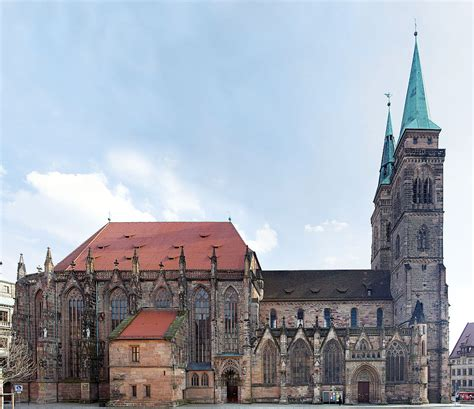st sebaldus church nuremberg
