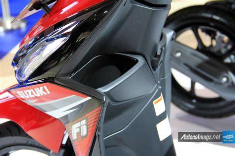 Bagasi Depan Motor bagasi depan kotak penyimpanan suzuki address