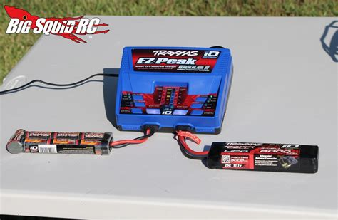 ez peak charger traxxas ez peak dual id charger review 171 big squid rc rc