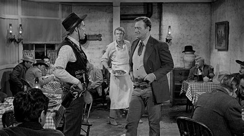 The Liberty Valance dialogue from the who liberty valance dining room thingsthatmadeanimpression