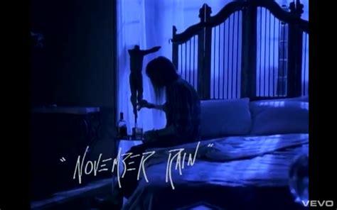 le son du jour guns nroses november rain