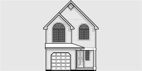 narrow frontage house designs narrow lot house plans building small houses for small lots