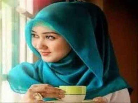 Jilbab Segi Empat Fatin Kerudung Segi Empat Tutorial Cantik Terbaru