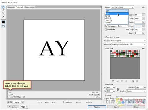 membuat gambar bergerak di photoshop cara mudah membuat dp bbm bergerak di photoshop tutorial89
