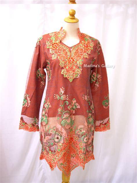 X60 Madina Syar I Hijau Tua kebaya muslim madina griya busana muslim busana muslim baju muslim setelan baju kerja