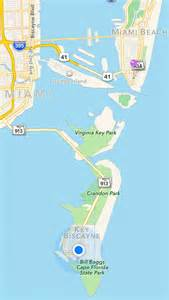 key biscayne map versluis