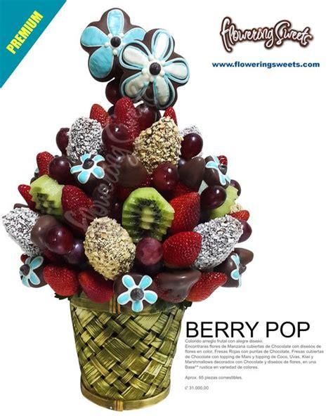 flores para el dia del padre berry pop colorido arreglo frutal con alegre dise 241 o