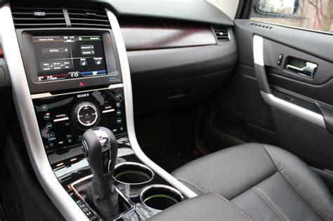 2012 Ford Edge Interior by Ford Edge 2012 Interior