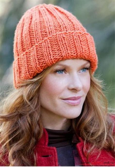 basic knitted hat pattern beginner s favorite knitted hat favecrafts