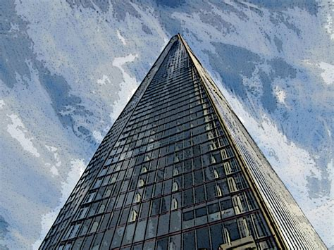 big tower tiny square london s tallest buildings and how they got their names