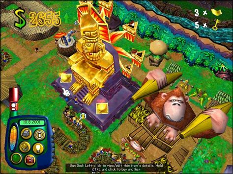 download theme park pc game sim theme park gold edition windows games downloads