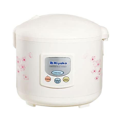 Rice Cooker Magic Mcm 528 Miyako 1 8 Liter jual miyako mcm 706 magic 1 8l 5in1 harga kualitas terjamin blibli