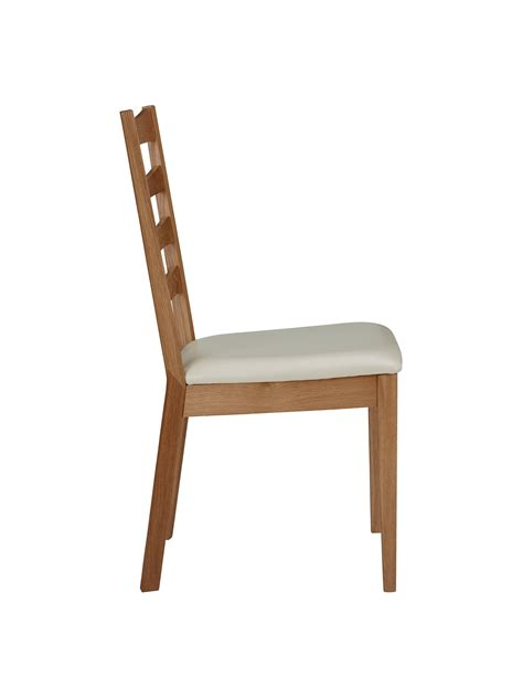 alba chairs lewis lewis alba ladder back dining chairs set of 2 at